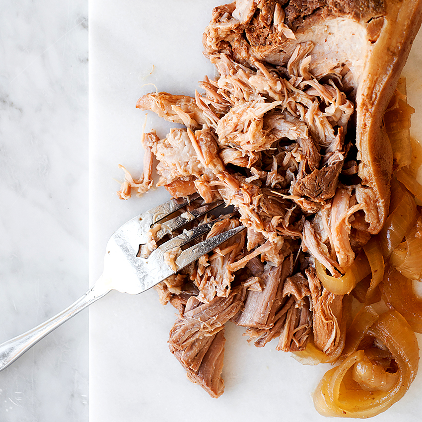 SAVORY SLOW COOKER PORK
