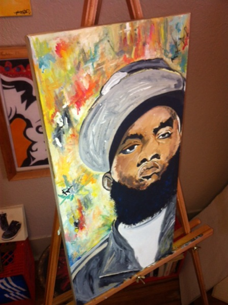 Freeway's Portrait