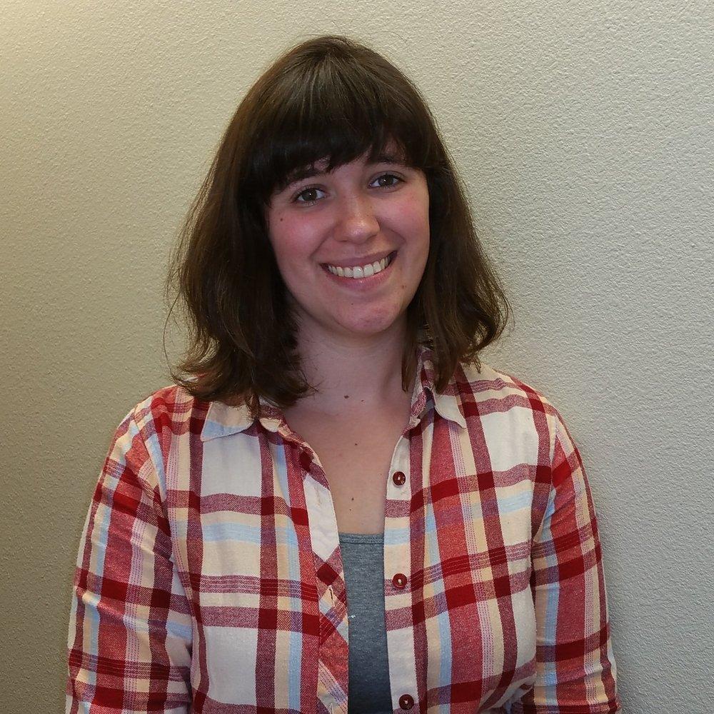 Andrea Bryson - Development Coordinator