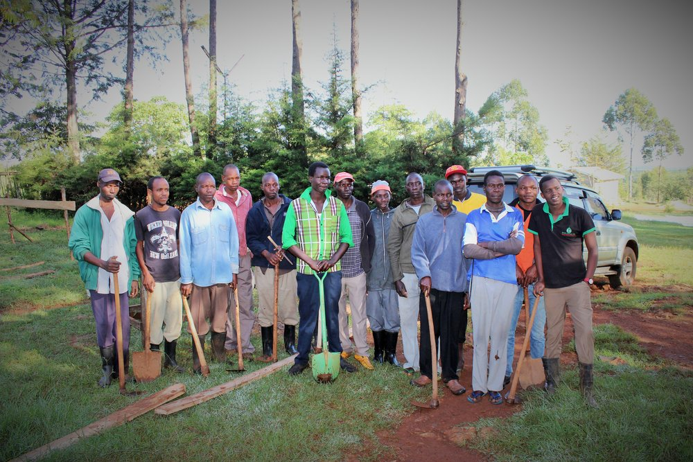 Breaking Ground May 2015
