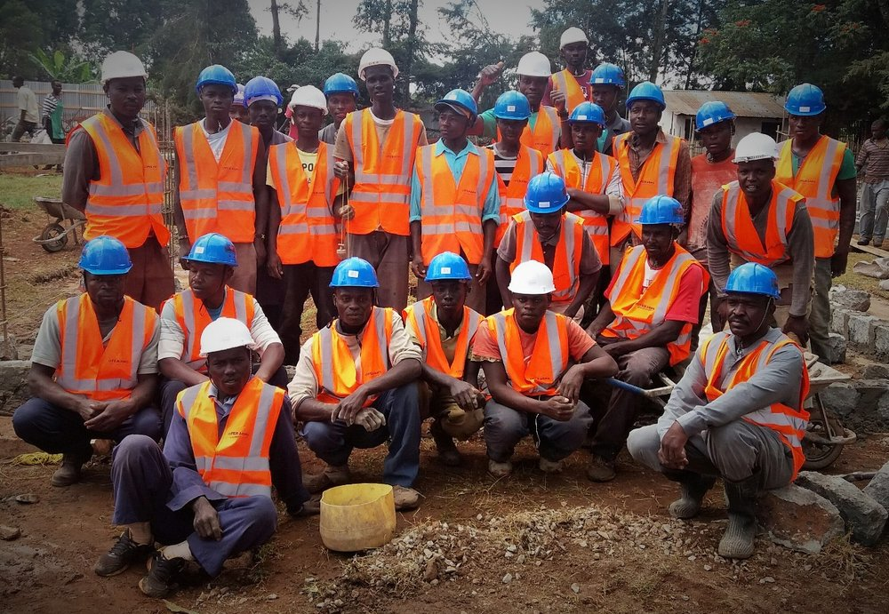 Construction Team October 2015