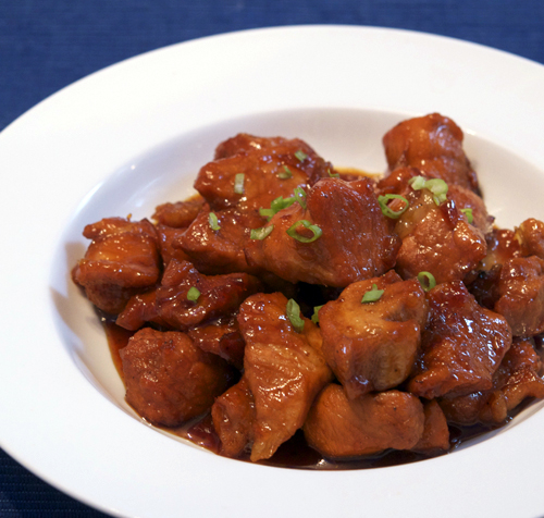 Vietnamese Caramelized Pork