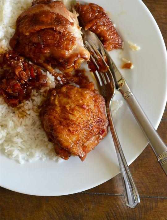 Vietnamese Clay Pot Chicken