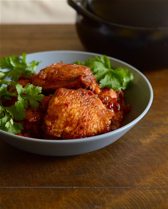 Chicken And Ginger Clay Pot Recipes — Dishmaps