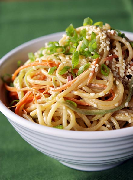 Cold Sesame Noodles — Appetite for China