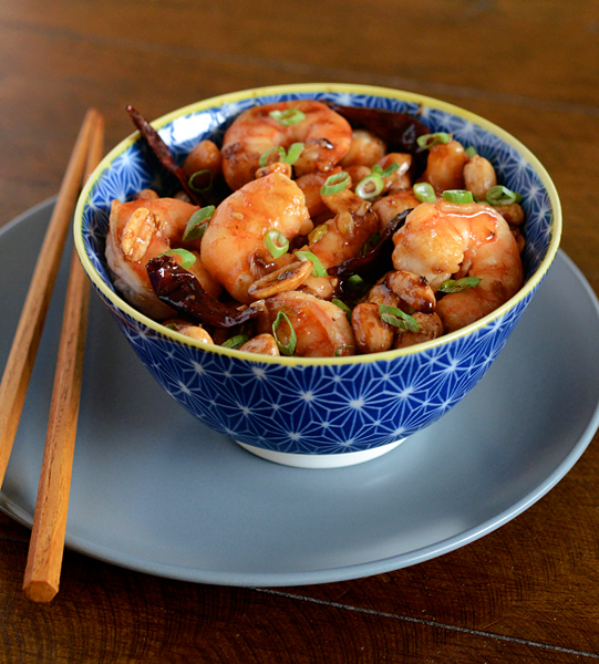 Kung Pao Shrimp — Appetite for China