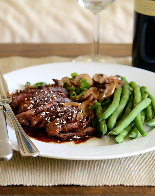 Steak Teriyaki | Appetite for China