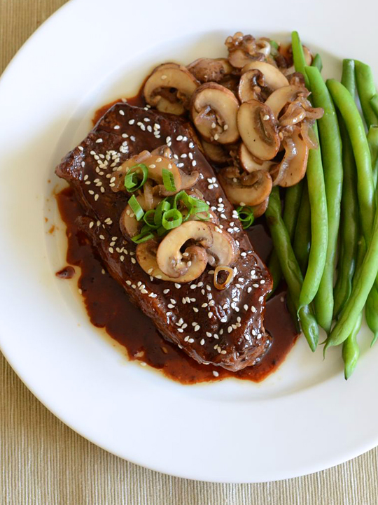 Steak Teriyaki — Appetite for China
