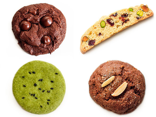 Cookies from Around the World Recipe Kit from GrubKit