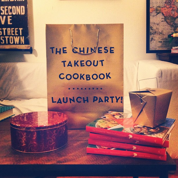 The Chinese Takeout Cookbook Launch Party