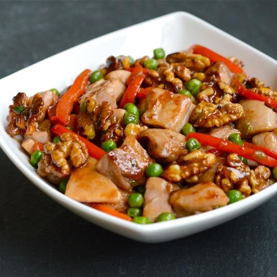 Chinese Food On Walnut Street