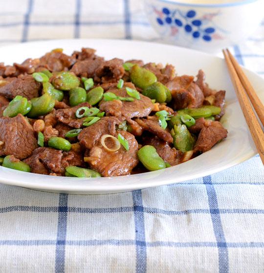 lamb-fava-bean-stir-fry-1