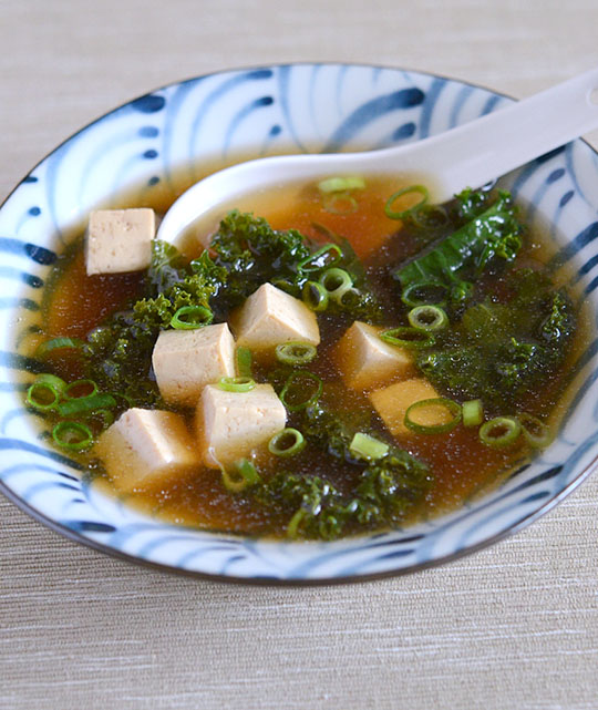 tofu with miso dipping sauce chilled tofu salad with miso ginger