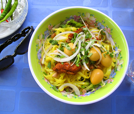 Noodle Tour of Vietnam