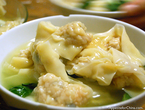 Making Hong Kong-Style Wonton Noodle Soup — Appetite for China