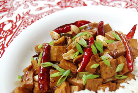 Kung Pao Tofu — Appetite for China