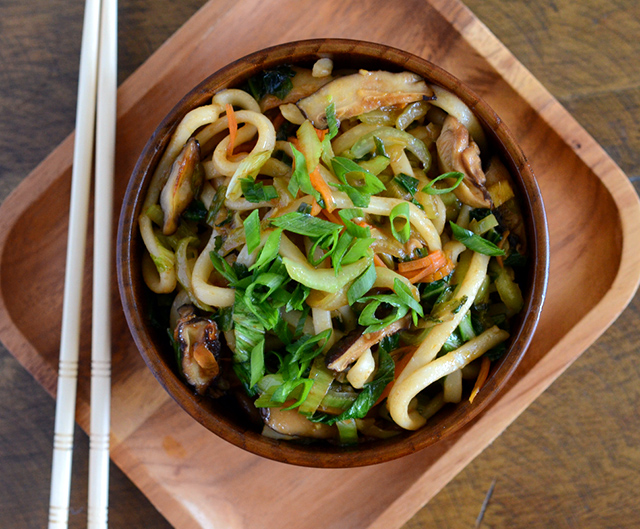 Shanghai Noodles | Appetite for China