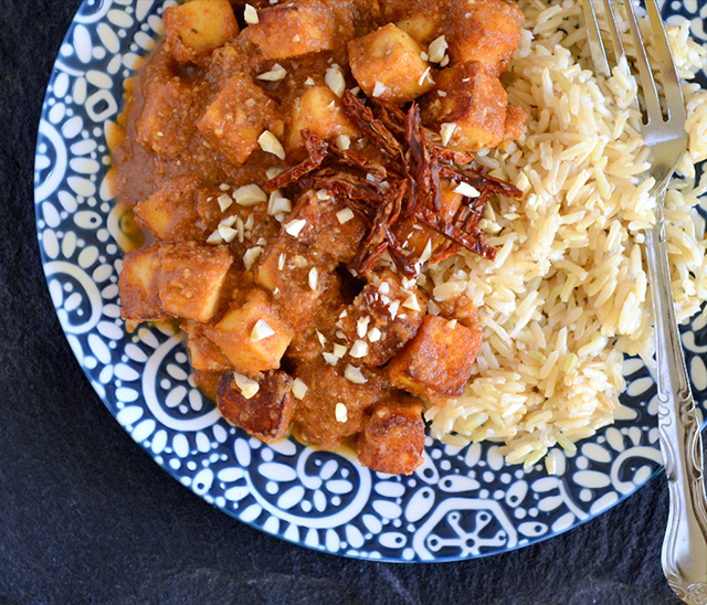 Sun-dried Tomato Curry | Appetite for China