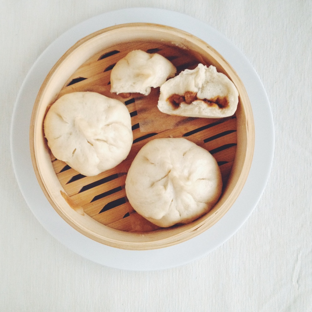 Chinese Steamed Pork Buns | Appetite for China