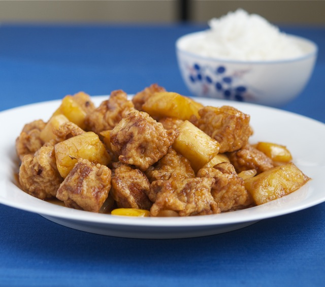 sweet and sour pork appetite for china sweet and sour pork 3 recipe ...