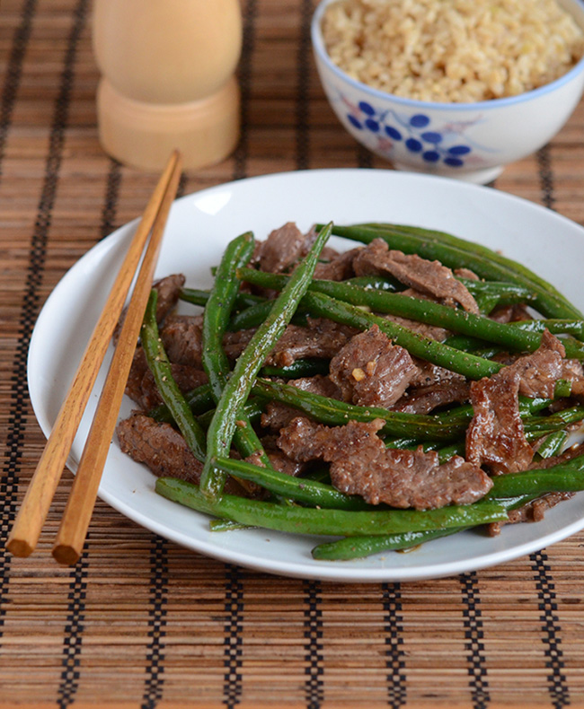 Vietnamese Beef and Green Bean Stir-Fry | Appetite for China
