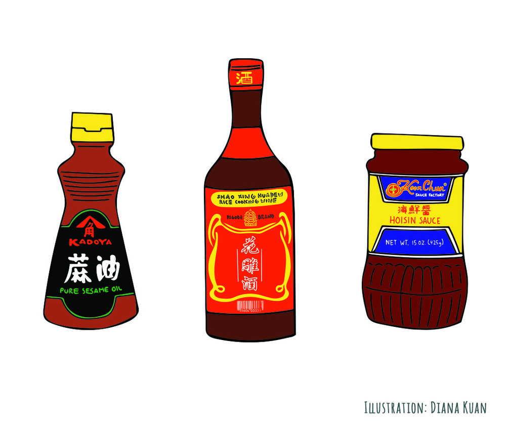 Shopping for Chinese Ingredients | Appetite for China