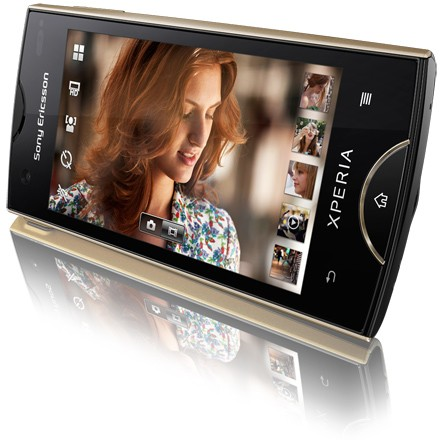 Sony Ericsson's new Black Rectangle is unlocked and comes in multiple colors.