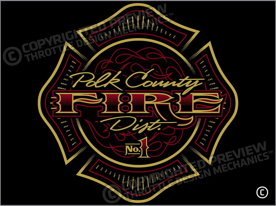 Customer: Polk County Fire District