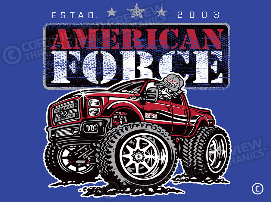 Customer: American Force