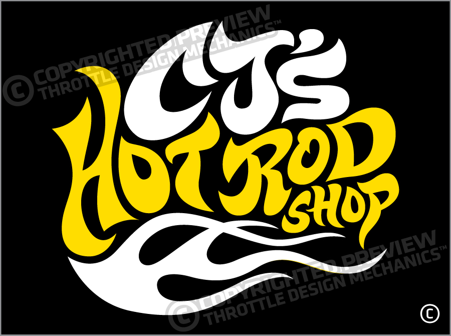 CJ's Hot Rod Shop
