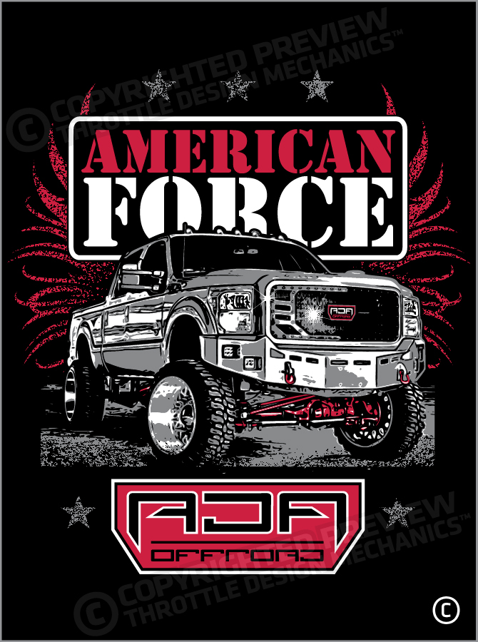 Customer: American Force ADA