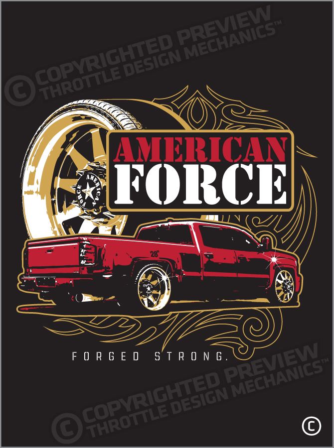 Customer: American Force