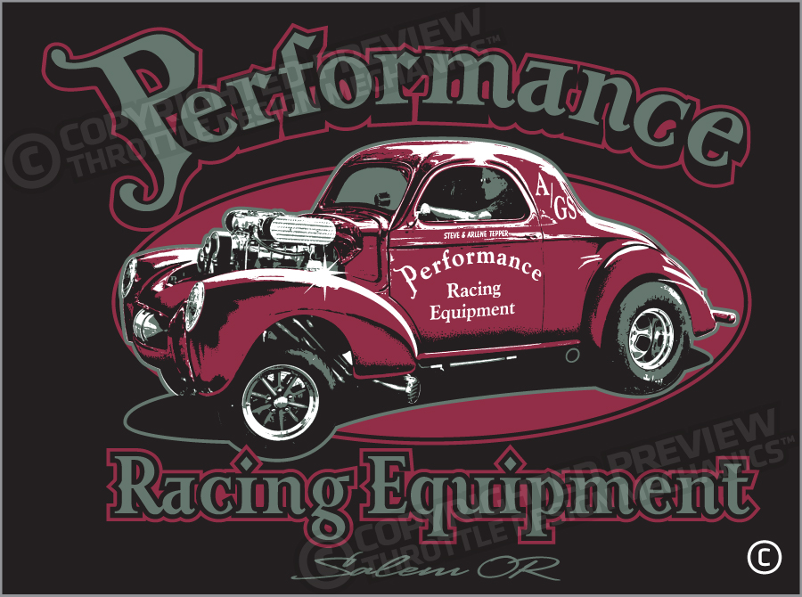 Performance Racing Equipment
