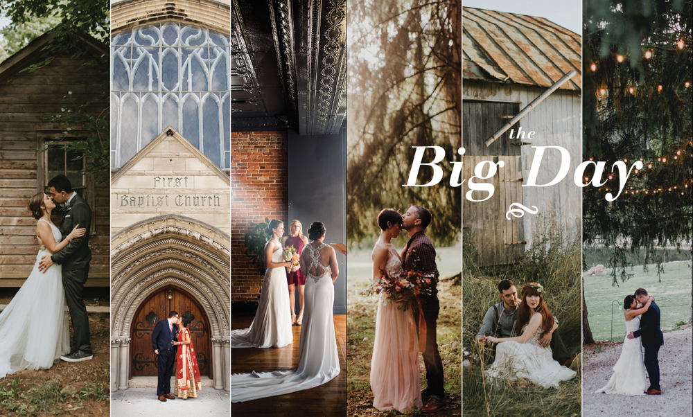 614 Magazine - A botanical fairytale wedding at Franklin Park Conservatory. The Big Day