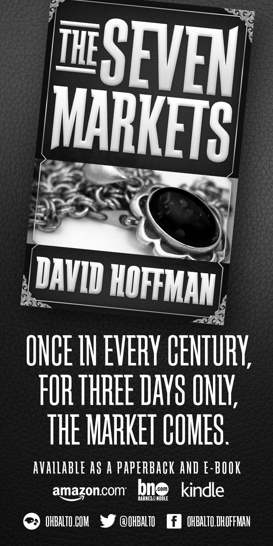 The Seven Markets - Ad for Locus Magazine