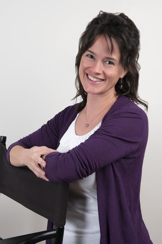 Caroline Martin, orthophoniste et fondatrice de Symbolicone
