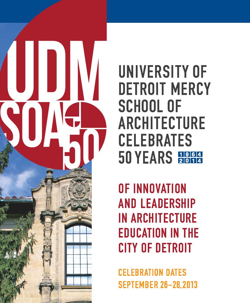 UDM School of Architecture Alumni Exhibition