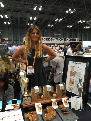 KARA CALABRESI  GENERAL MANAGER 2016 Summer Fancy Food Show