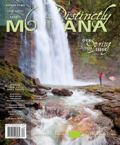 Read Eric Funk's profile in the Spring 2014 edition of Distinctly Montana.