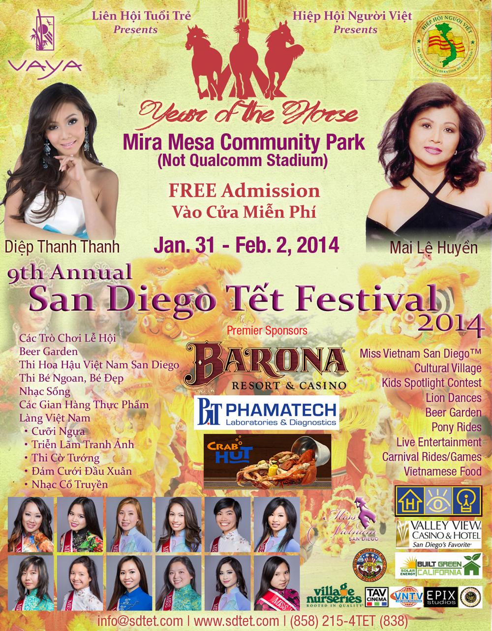 San Diego Tet Festival