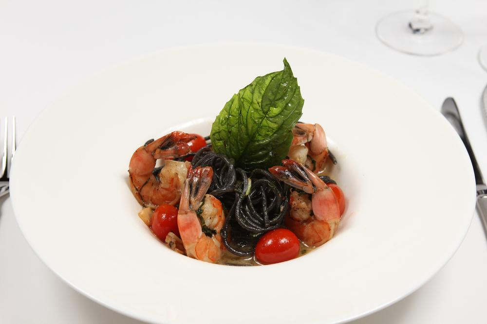 Shrimp Aglio e Olio