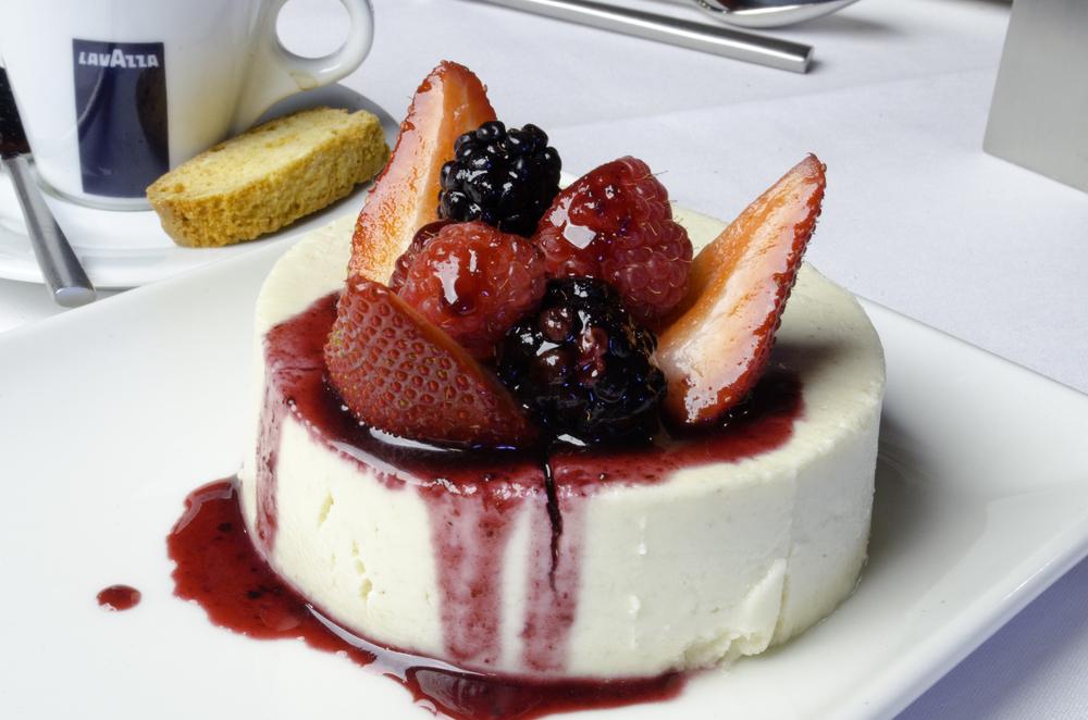 Homemade Ricotta Cheesecake