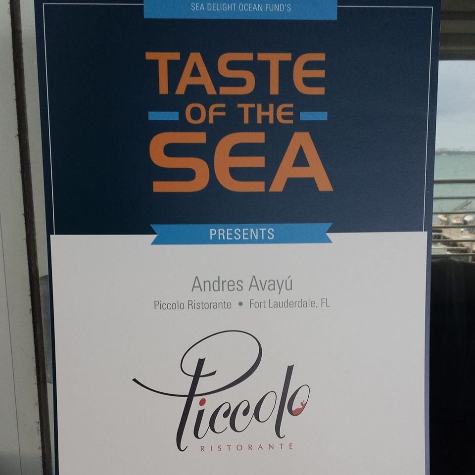 Taste of the Sea Presents Piccolo Ristorante