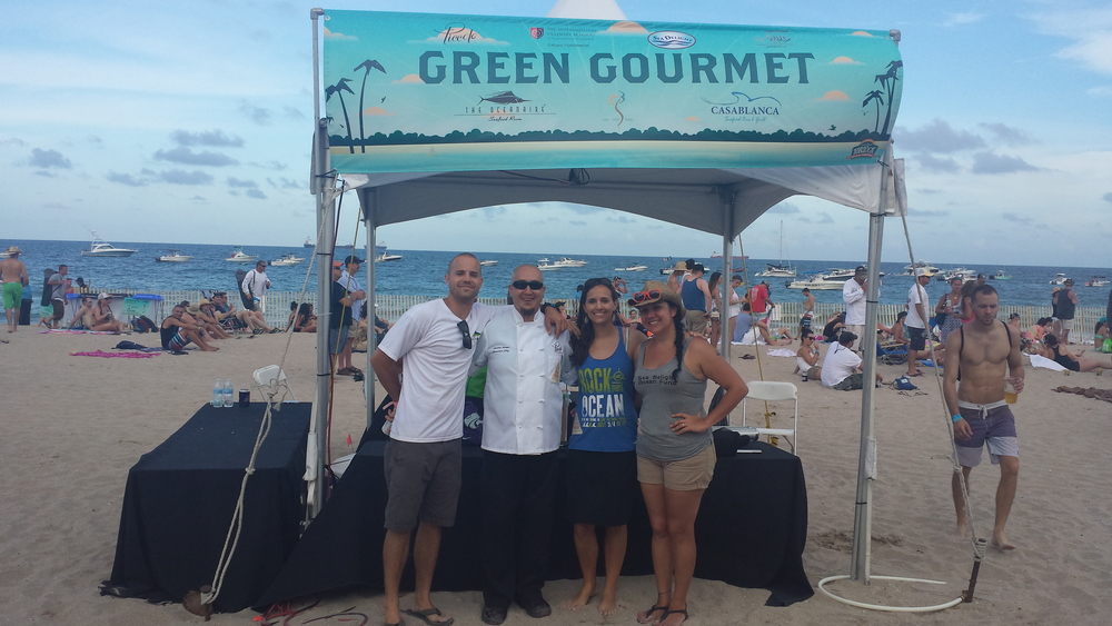 Our Green Gourmet Team