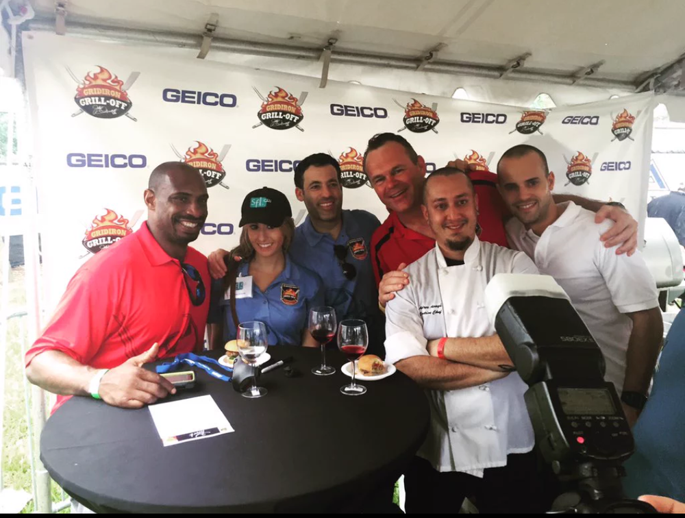 Gridiron Grill-off Team 2015