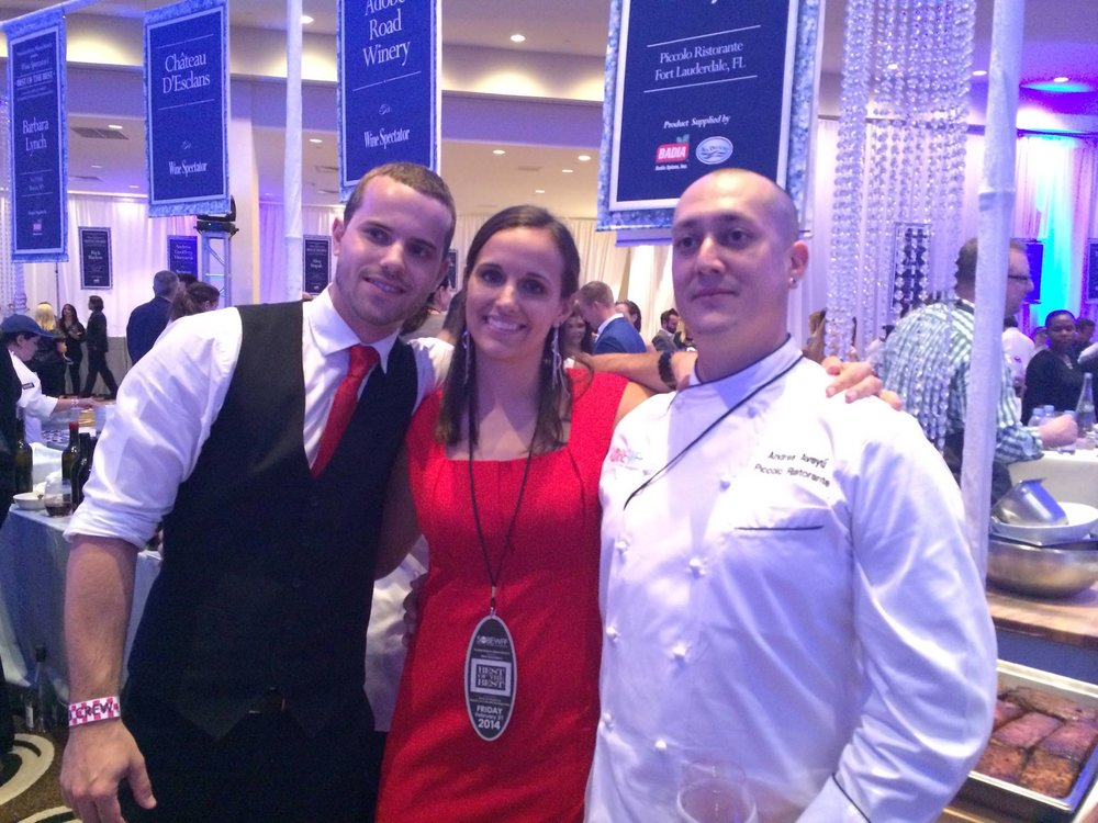 Best of the Best event at the South Beach Wine & Food Festival