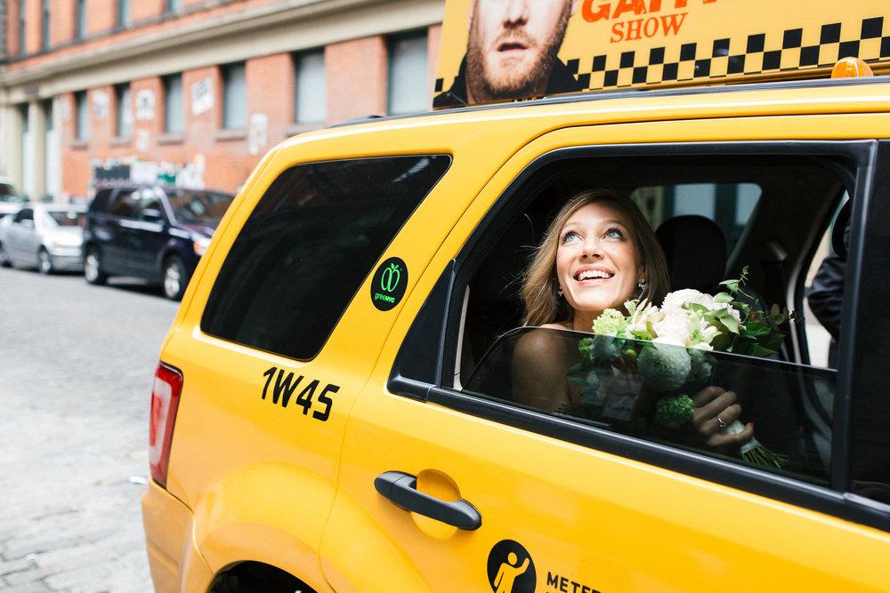 Taxi Wedding