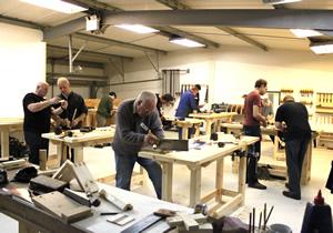 Woodwork courses gateshead