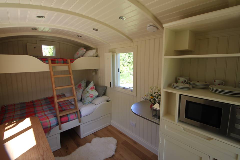 About Shepherd S Huts In Yorkshire The Yorkshire Hut