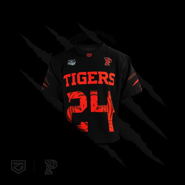 2018 uniforms for @ncllax competitor Princeton #ncll #ncllax